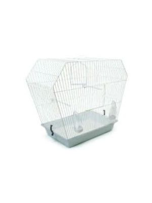 Pennine Tyrolean Bird Cage White