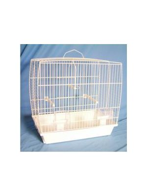 Pennine Andalusian Bird Cage White
