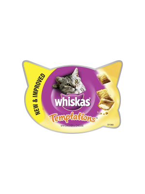Whiskas Temptation Chicken & Cheese