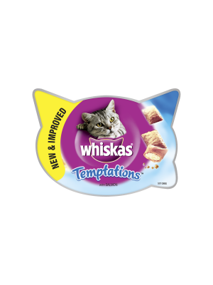 Whiskas Temptation Salmon