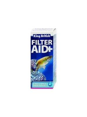 King British Filter Aid+ (formerly Safe Water)