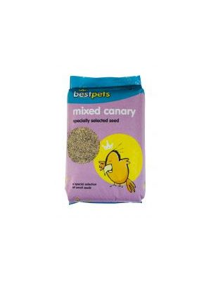 Bestpets Mixed Canary