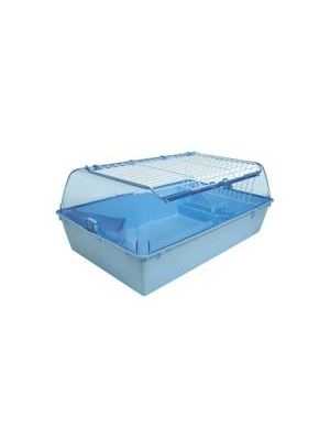 Zoo Zone Critter Home  - Medium Blue