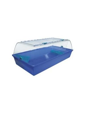 Zoo Zone Critter Home - Large Dark Blue