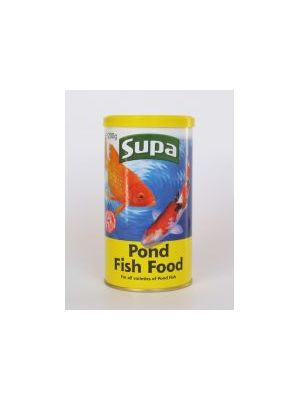 Supa Pond Food Standard