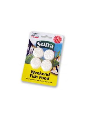 Supa Fish Food Weekend