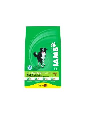 Iams Dog Adult Small/Medium Chicken