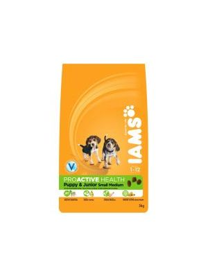 Iams Puppy/Junior Small/Medium Chicken