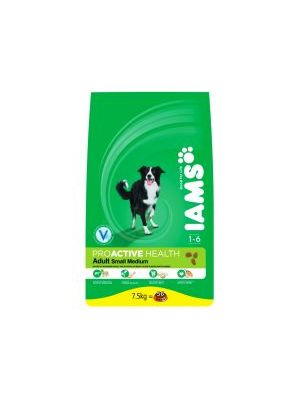 Iams Dog Small/Medium Chicken