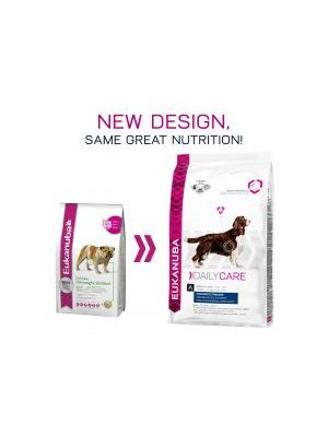 Eukanuba Daily Care Over Weight/Sterilised Dogs