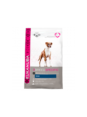Eukanuba Adult Dog Food For Boxer Chicken