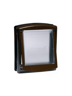 Staywell 730 Pet Door Brown
