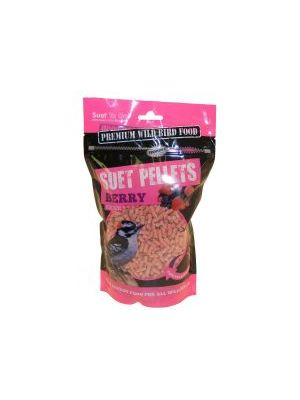 Suet To Go Berry Suet Pellets