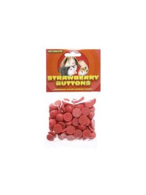 Critter's Choice - Strawberry Buttons