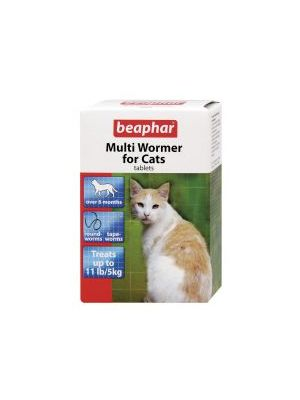 Beaphar Multiwormer Cat