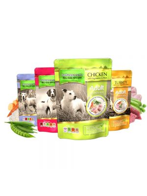 Natures Menu Multipack Complete Dog Pouches
