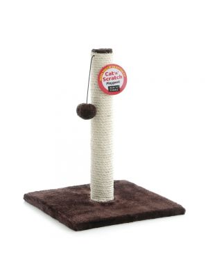 Cat 'N' Scratch Playpost & Ball