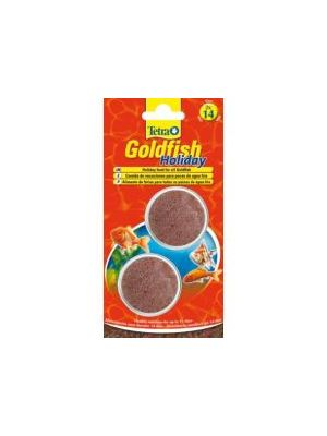 Tetra Goldfish Holiday Food