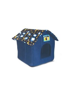 Ancol Small Animal Moon & Stars Bed