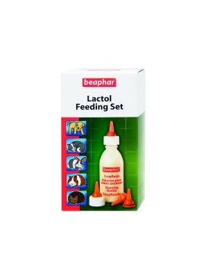Beaphar Lactol Feeding Set