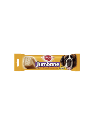 Pedigree Jumbone Large Dog Treats with Chicken and Rice 2 Chews