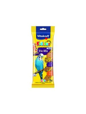 Vitakraft Budgie Stick Trio