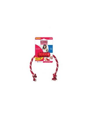 KONG Dental w/Rope Small