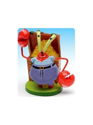 Animate Sponge Bob Mini Mr Krabs