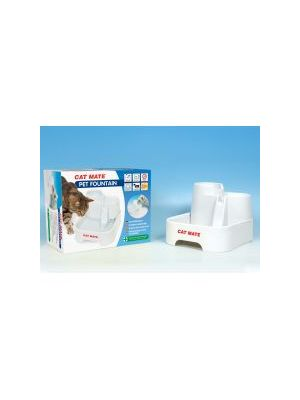 Pet Mate Cat Mate Pet Fountain