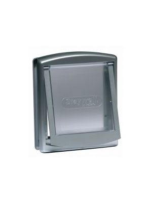Staywell 737 Pet Door Silver