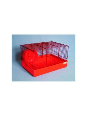 Pennine Chalet Cage Red
