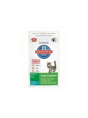 Hills Science Plan Kitten Healthy Development with Tuna