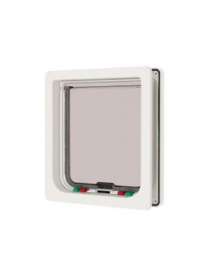 Pet Mate Large Cat Flap White