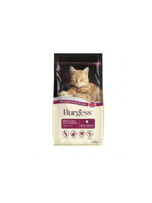 Burgess Mature Cat Turkey & Cranberry