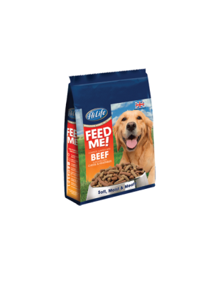 HiLife FEED ME! with Beef flavoured with Cheese & Veg