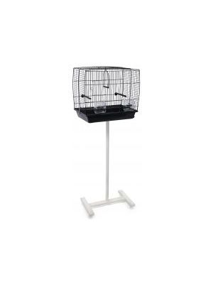 Pennine Universal Cage Stand White