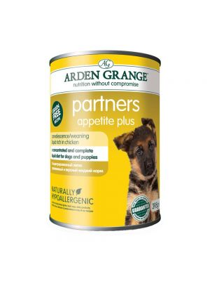 Arden Grange Dog Partners Appetite Plus