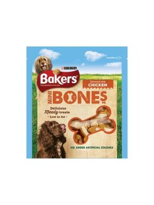 Bakers Mini Bones Chicken