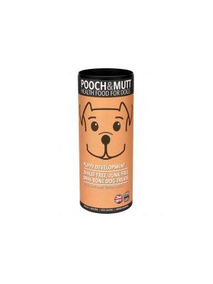 Pooch & Mutt Puppy Development Mini Bone Treat