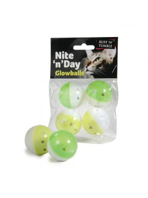 Ruff 'N' Tumble Nite 'N' Day Glowballs