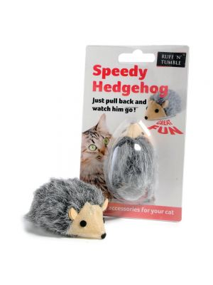 Ruff 'N' Tumble Speedy Hedgehog Toy