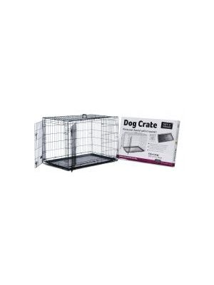 Safe 'N' Sound Dog Crate 2 Door