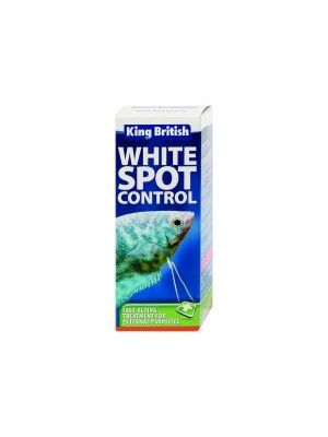 King British White Spot Control