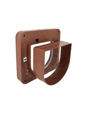Smartflap Petporte Microchip Tunnel Brown