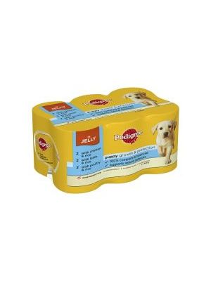 Pedigree Can in Jelly Puppy 6 Pack