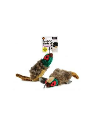 Ruff 'N' Tumble Beak 'E' Birds Pheasant Medium