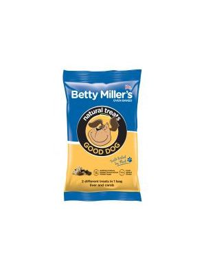 Betty Millers Good Dog Treats (Wheat Gluten Free)