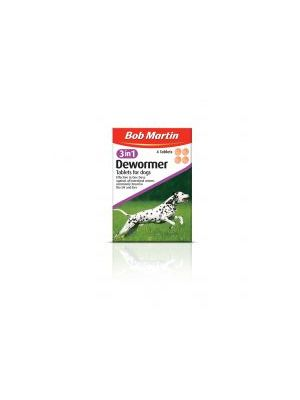 Bob Martin 3in1 Dewormer Dog