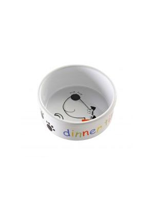 Mason Cash Dinner Time Dog Bowl
