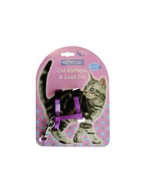 Hem & Boo Snagfree Cat Harness